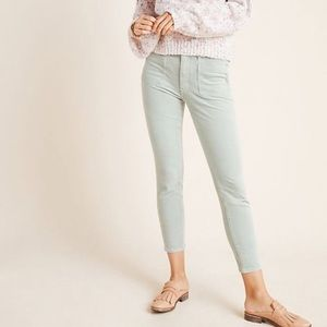 Anthropologie NWT Pilcro Corduroy High Rise Pants✨
